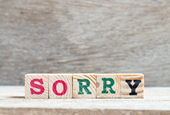 How To Accept an Apology at Work