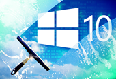 How to clean up your Windows 10 act