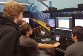 Teens Learn to Battle Cyber Threats