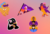 Instagram Rolls Out Stickers for Women's History Month