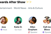 Twitter Begins Testing Topics for Twitter Spaces