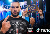 WWE Becomes King of the TikTok Sports Ring