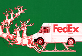 FedEx Leans on a Sophisticated Data Stream to Play Last-Minute Santa