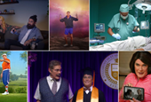 Multiple David Hasselhoffs Star in Pluto TV and Amazon Fire's Infomercial Spoof