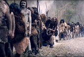 A Caveman Concocts Cunning Ways to Cut the Line In This French Supermarket Ad