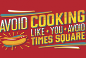 This Clever Seamless Campaign Uses Witty One-Liners to Tap Into How New Yorkers Eat