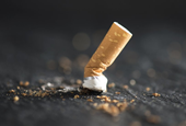 Philip Morris places anti-smoking advertisement in papers