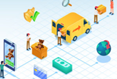How to Grow Your Dropshipping Small Business With a Last-Mile Delivery Solution
