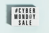 Stay Competitive With These Data-Based Marketing Strategies This Cyber Monday (and Beyond)