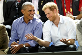 Why Prince Harry Should Nix Obama Royal Wedding Invite