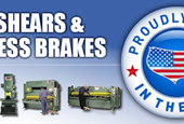 Made in the USA: Shears & Press Brakes