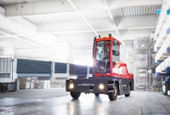 Irish Forklift Manufacturer Combilift Opens New Manufacturing Facility