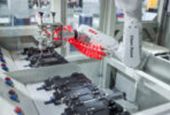 ABB's IRB 1300 robot enhanced with new protection for harsh and clean-room applications