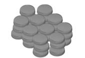 Exact Metrology Performs Bulk Plastic Cap Inspection