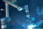 Hirebotics' New Cobot Welder, Powered by Beacon™, Delivers Advanced Robot Welding Via Easy-to-Use Sm