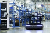 Self- Driving Vehicle Helps GE with Lean Manufacturing