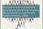 Digital and Real World Influence is About Community