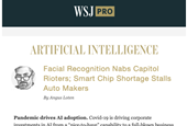 Wall Street Journal Artificial Intelligence Newsletter Features Article by Brian Solis on Future of