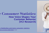 Voice Consumer Statistics: How Voice Shapes Your Customer Behavior [VCI Research]