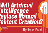 Will Artificial Intelligence Replace Manual Content Creation?