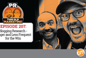 This Week in Content Marketing: Blogging Research – Longer and Less Frequent for the Win