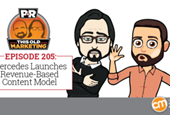 This Week in Content Marketing: Mercedes Launches Revenue-Based Content Model