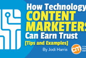 How Technology Content Marketers Can Earn Trust [Tips and Examples]