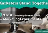 Marketers Stand Together: 8 crucial conversion optimization lessons from MarketingExperiments videos