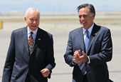 Utah Sen. Orrin Hatch Announces Retirement, With Speculation Focused On Romney