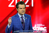 Rep. Gaetz Denies Allegation, Claims He's Victim Of Extortion Plot