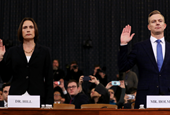 Special Report: Key Takeaways From Fiona Hill And David Holmes' Testimonies