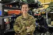 Deployed Airman Provides Critical Care Anywhere