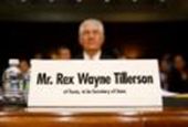 Senate Democrat says he will oppose Tillerson for State Department