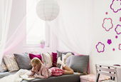 Three things you don't want to do (and three you do) when decorating a kid's room