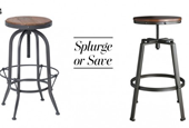 Up your entertaining game with stylish bar stools for every budget
