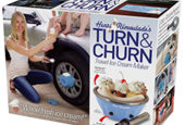 Unitasker Wednesday: Turn & Churn