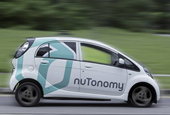 Self-Driving Taxis Hit the Road in Singapore