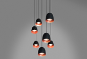 Speers wall and floor lamps by David Abad for B.lux