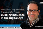 People May Be Brands But Brands Are Not People: Building Influence in the Digital Age