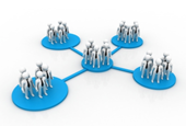 In Networking, Weak Ties Can Be Better Than Close Ties