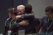 Rosetta: Mission control confirms probe has 'crash landed'
