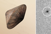 Schiaparelli: Mars probe 'crash site identified'