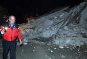 Italy earthquakes: Strong tremors shake central region