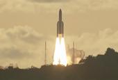 Inmarsat's European short-haul wifi spacecraft launches