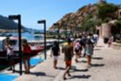 'Red lights' as over-tourism threatens Corsican nature reserve