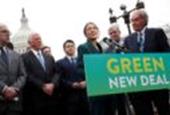 U.S. Senate Republicans defeat Green New Deal resolution