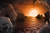 Astronomers Find 7 Earth-Size Planets Around A Nearby Star