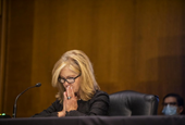 GOP Sen. Blackburn Calls Biden President-Elect, but Later Takes it Back