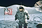 Apollo mission rocks shed light on the moon's early history