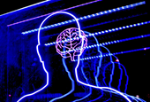 New wireless chip shines a light on brain function